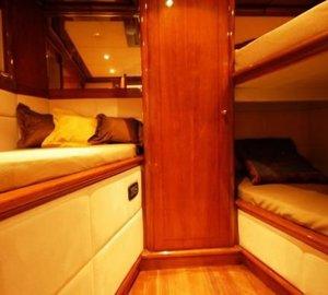 Koheilan Yacht Charter Details A Benetti Superyacht CHARTERWORLD Luxury Superyachts
